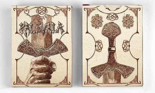 Kalevala playing cards