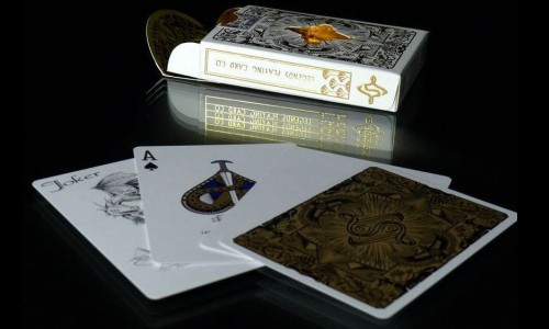 Legends Playing Cards