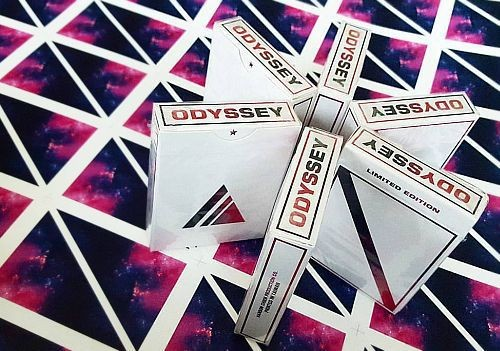 Odyssey Playing Cards