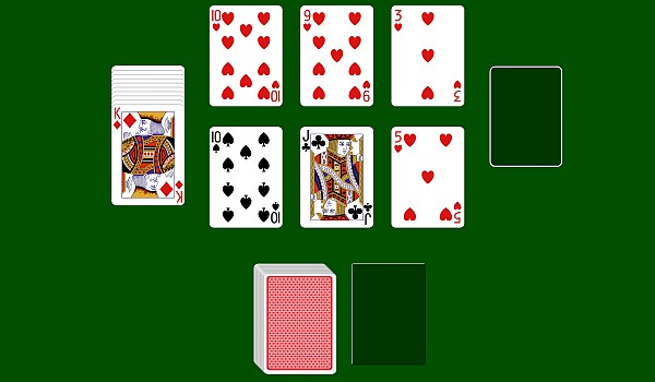 Beehive solitaire