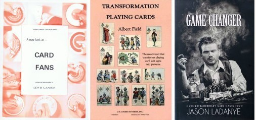 playing card books