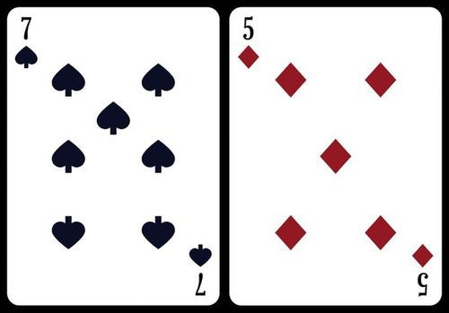The Three Musketeers playing cards