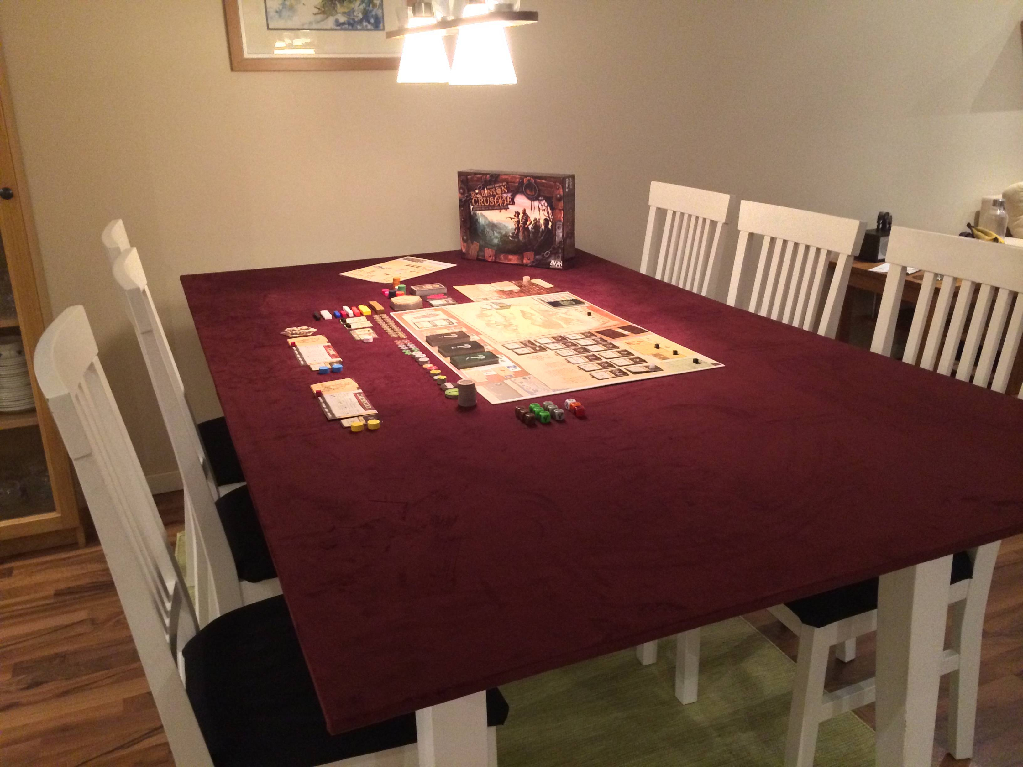 DIY Folding Board Game Table BoardGameGeek BoardGameGeek - Cheap board game table