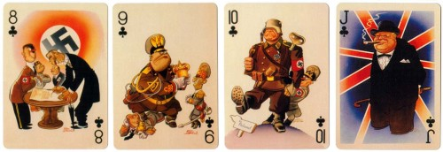Propaganda Playing Cards