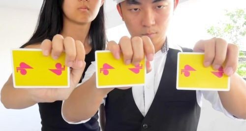 cardistry isolation