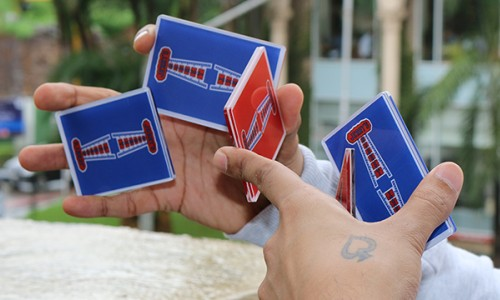 Cardistry trainers