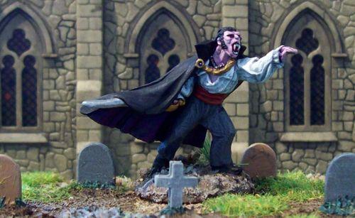 Board Game: Gothic Horror: Vampire Wars