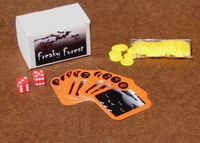 Board Game: Freaky Forest: The Halloween Game