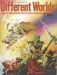 Issue: Different Worlds (Issue 31 - Nov 1983)