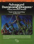 RPG Item: I2: Tomb of the Lizard King