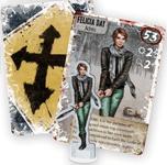 Board Game: Dead of Winter: Felicia Day