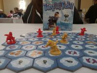 Board Game: Hey, That's My Fish!