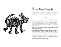 RPG Item: Three Card Coyote