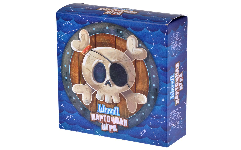 Jackal Archipelago: The card game