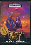 Video Game: Phantasy Star II