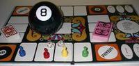 """Board Game: Behind the """"8"""" Ball"""