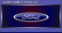 Video Game: Ford Simulator III