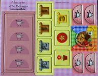 Board Game: A la carte: Die Beilage
