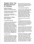 RPG Item: The Strange Secret of Dr. Quisling