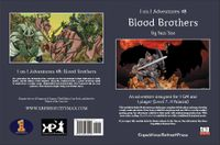 RPG Item: 1 on 1 Adventures #08: Blood Brothers