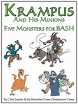 RPG Item: Krampus and His Minions: Five Monsters for BASH