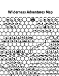 RPG Item: Wilderness Adventures Map