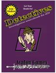 RPG Item: Detectives: Investigation Sourcebook for d20