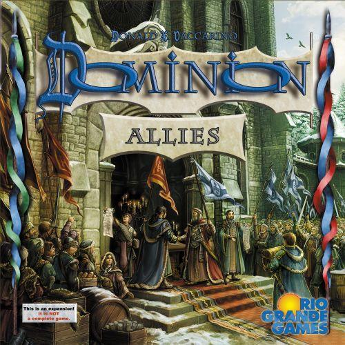 Board Game: Dominion: Allies
