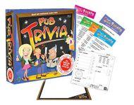 Board Game: Pub Trivia