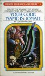 RPG Item: Your Code Name Is Jonah