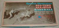 Board Game: Sports Illustrated Baseball