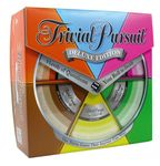 Board Game: Trivial Pursuit Deluxe