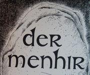 Periodical: Der Menhir