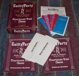 Board Game: Guilty Party