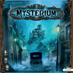 Image result for MYSTERIUM board game