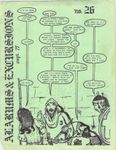 Issue: Alarums & Excursions (Issue 26 - Sep 1977)
