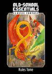RPG Item: Old-School Essentials Classic Fantasy Rules Tome