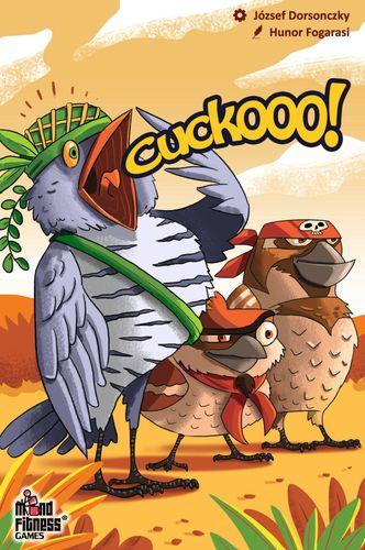 Board Game: Cuckooo!
