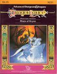 RPG Item: DL15: Mists of Krynn