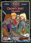 RPG Item: A00: Crow's Rest Island (Pathfinder/3.5)