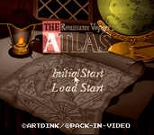 Video Game: The Atlas: Renaissance Voyager