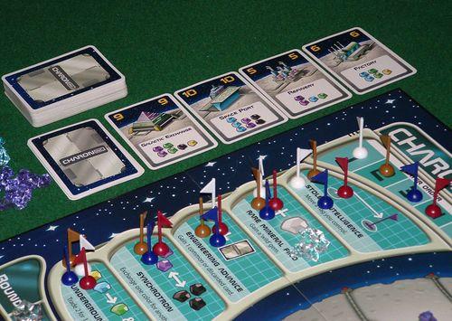Board Game: Charon Inc.