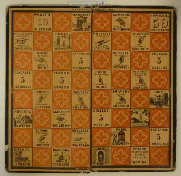 Bruce Whitehill's copy in Paris, Board game Studies Colloquium XIII, April 2010