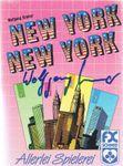 Board Game: New York, New York