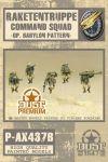 Board Game: Dust 1947: Raketentruppe Command Squad