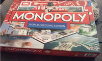 Board Game: Monopoly: World Dredging Edition