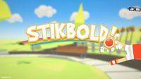 Video Game: Stikbold! A Dodgeball Adventure