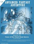 RPG Item: G5: Curse of the Cloud Giant Queen