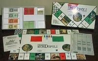 Board Game: Tiers-Mondopoly