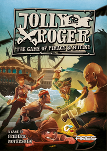 Jolly Roger: The Game of Piracy and Mutiny